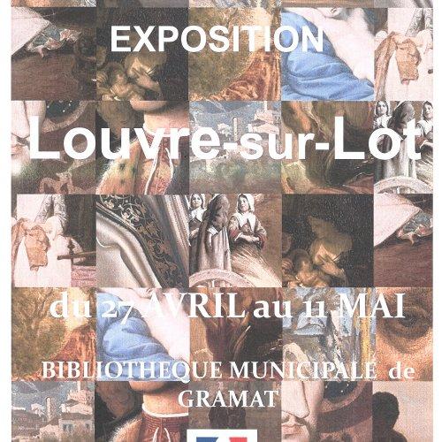 Exposition Louvre-sur-lot