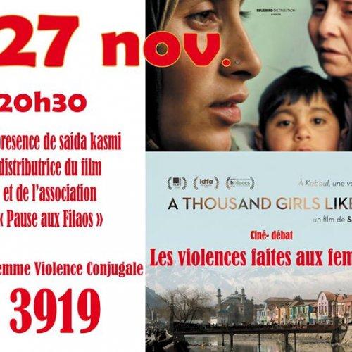 Ciné Débat : A thousand girl like me