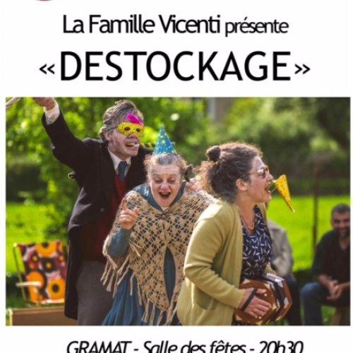 Théâtre : Destockage