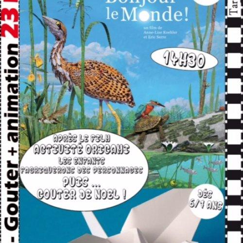 Ciné Goûter Animation