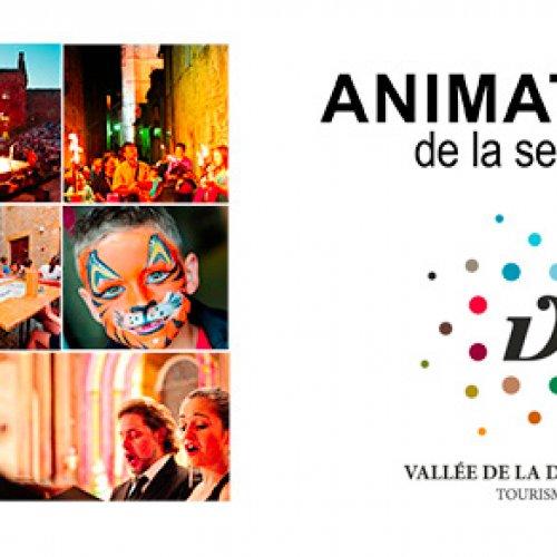 Animation Valée de la Dordogne