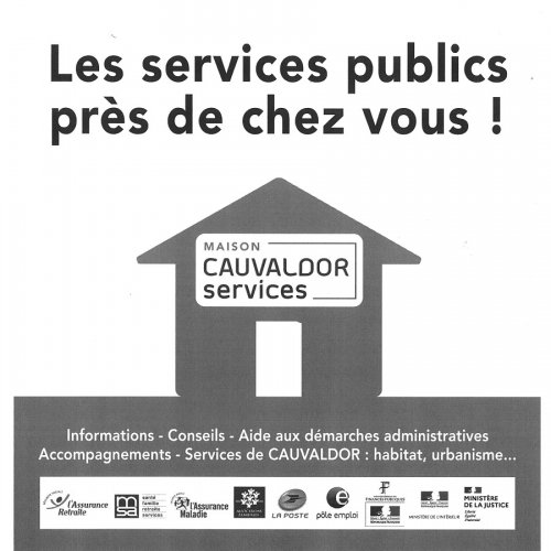Maison Cauvaldor Services
